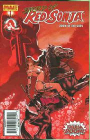 Red Sonja Doom of the Gods #1 Cover A